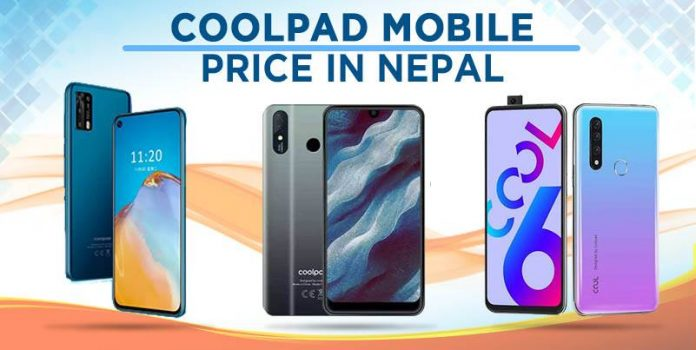 Coolpad mobile phones price in Nepal
