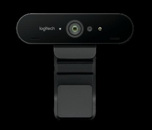 logitech brio 4k HDR webcam