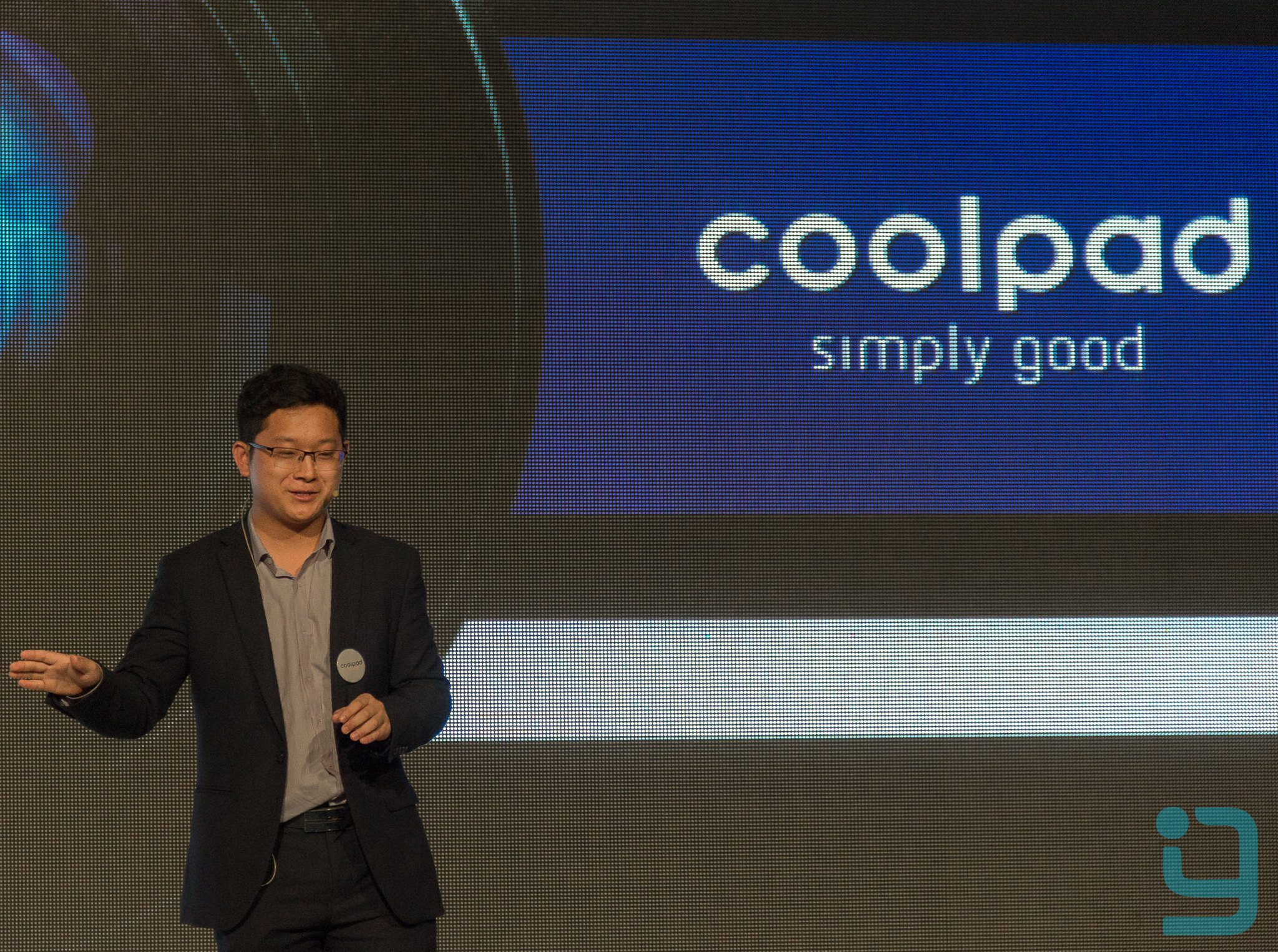"""Country Manager of Coolpad Nepal Mr Seam stated """"Coolpad phones are technologically advanced and innovative The phones are designed to provide the"""