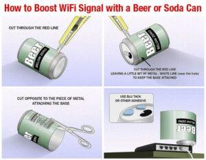 wifi signal tricks