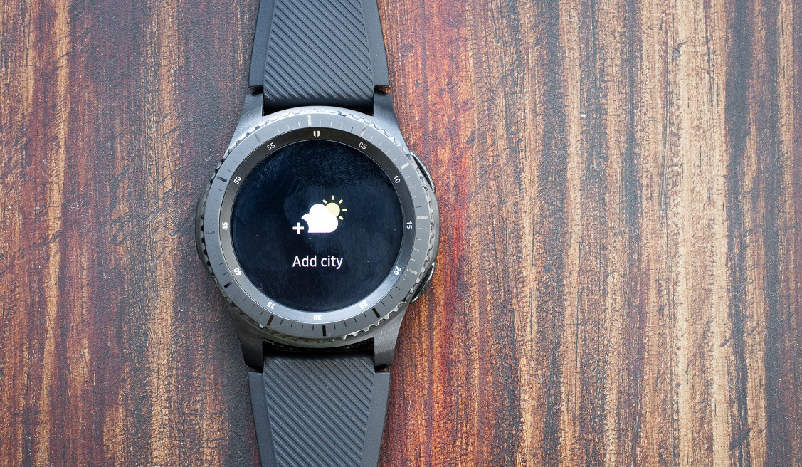 Lava International. Good news peeps! Samsung has officially launched the Samsung Gear S3 frontier ...