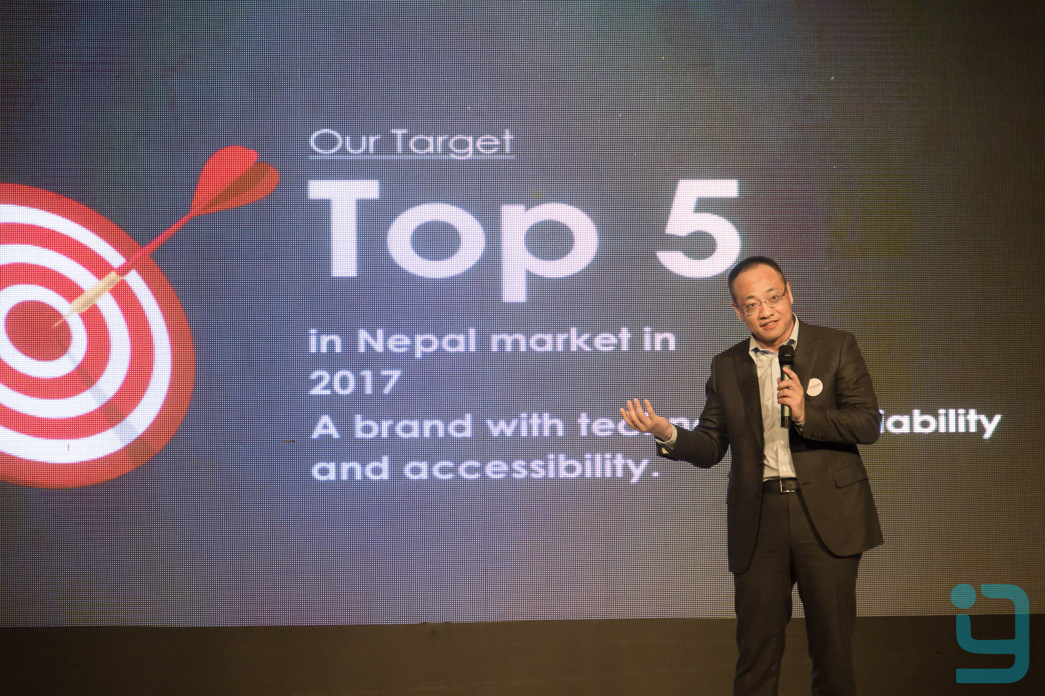 """Speaking at the launch event Mr James Du CEO of Coolpad Global said """"Coolpad always seeks to introduce the best of the technologies in the market"""