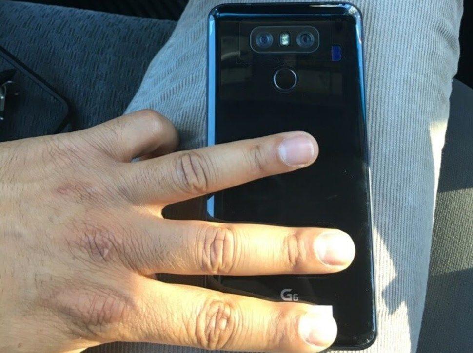 LG G6 price in Nepal