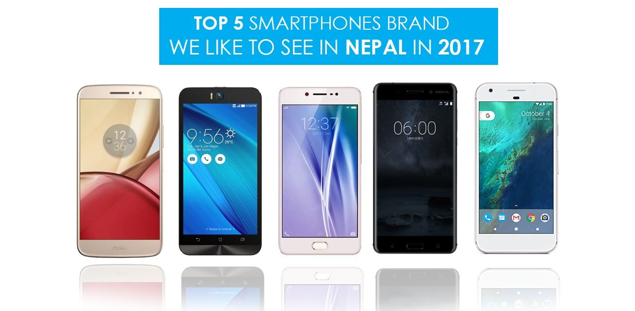 8042a45ab71 Top 5 Mobile Brands We like to See in Nepal – GadgetByte Nepal