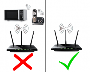 Wifi router tricks