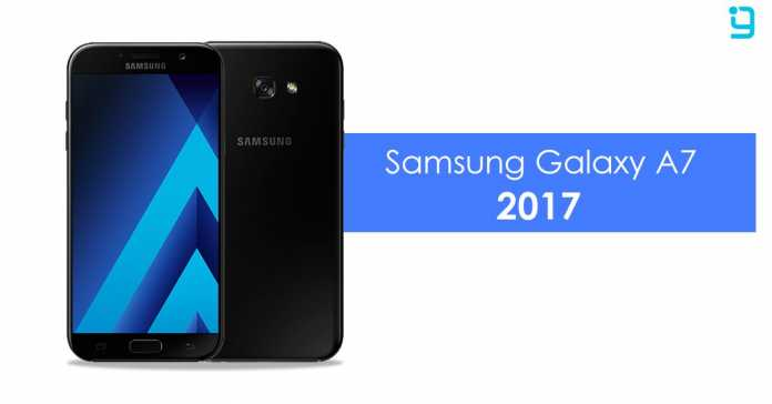 samsung galaxy a7 2017 launched in nepal gadgetbyte nepal