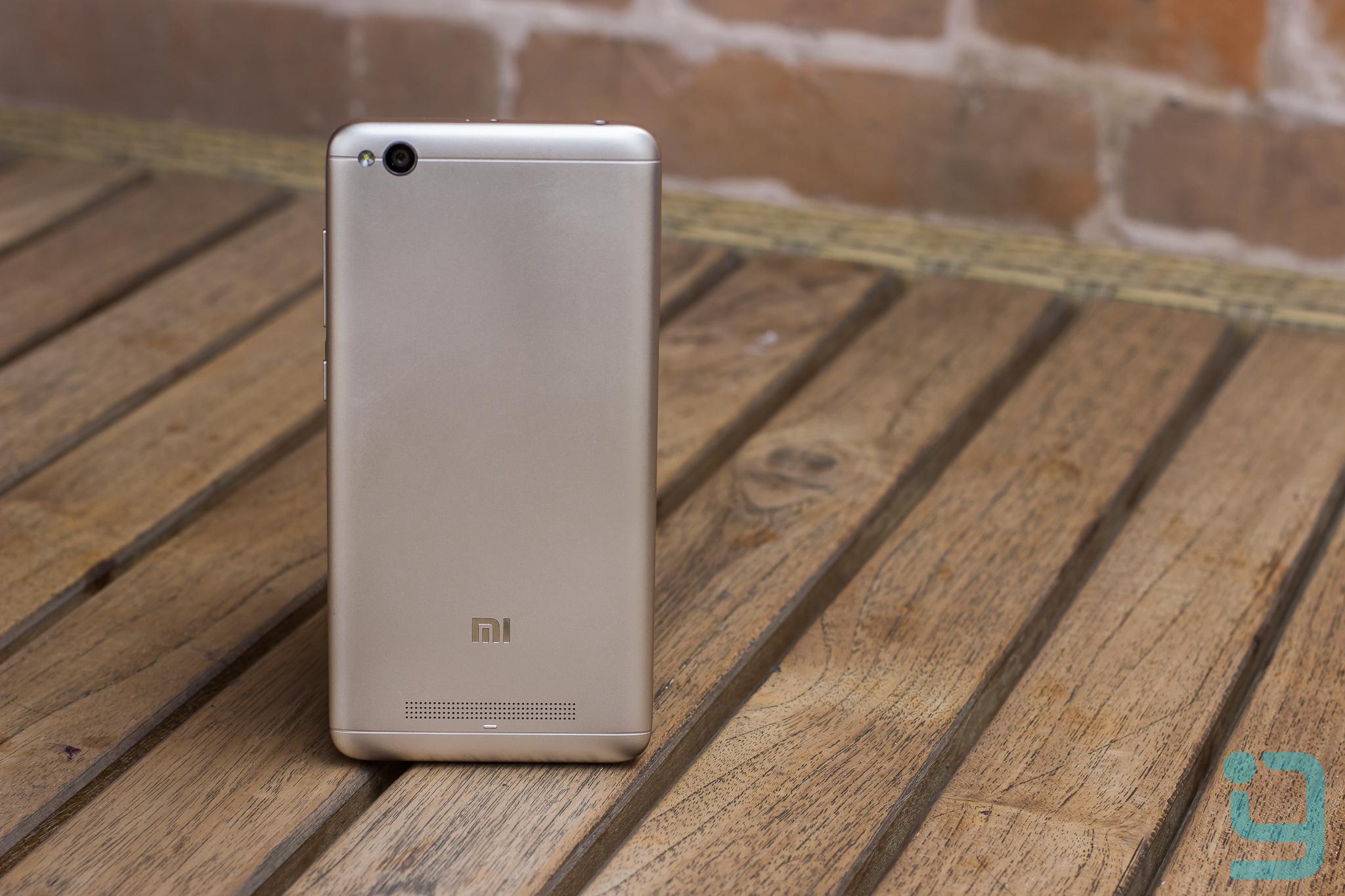 Xiaomi Redmi 4A back Gadgetbyte Nepal