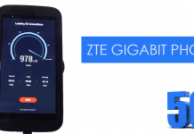 zte gigabit phone 5g
