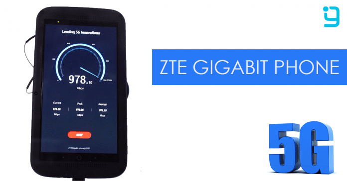 zte gigabit phone 5g