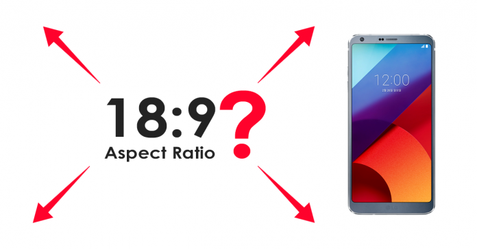 18:9 screen aspect ratio