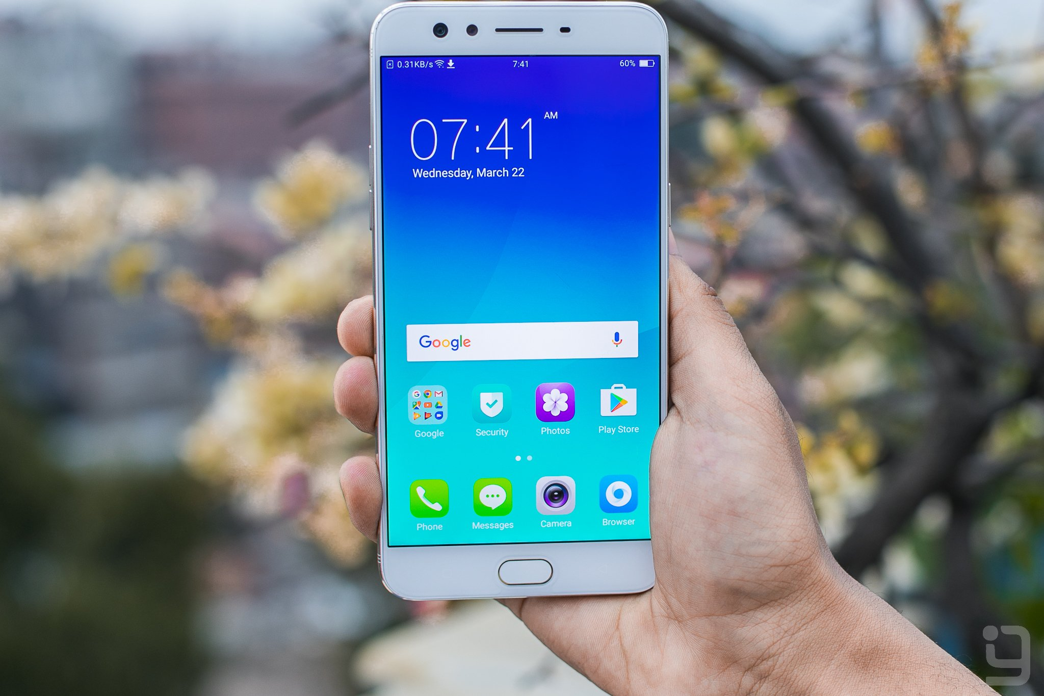 oppo f3 plus display review