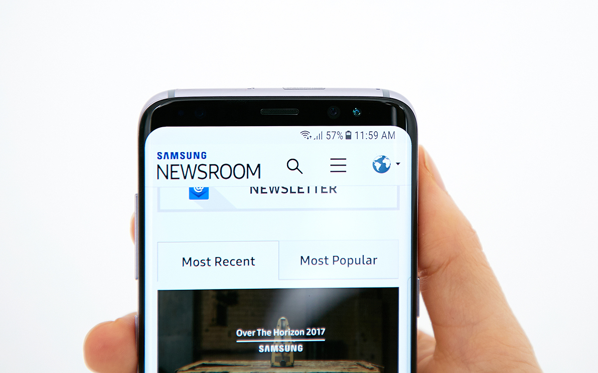 Samsung Galaxy S8s8 Plus Price Launch In Nepal Gadgetbyte Lenovo A3500 16gb Midnight Blue Buyers Will Get To Choose From Five Color Options The International Market Black Silver Gold And Gray