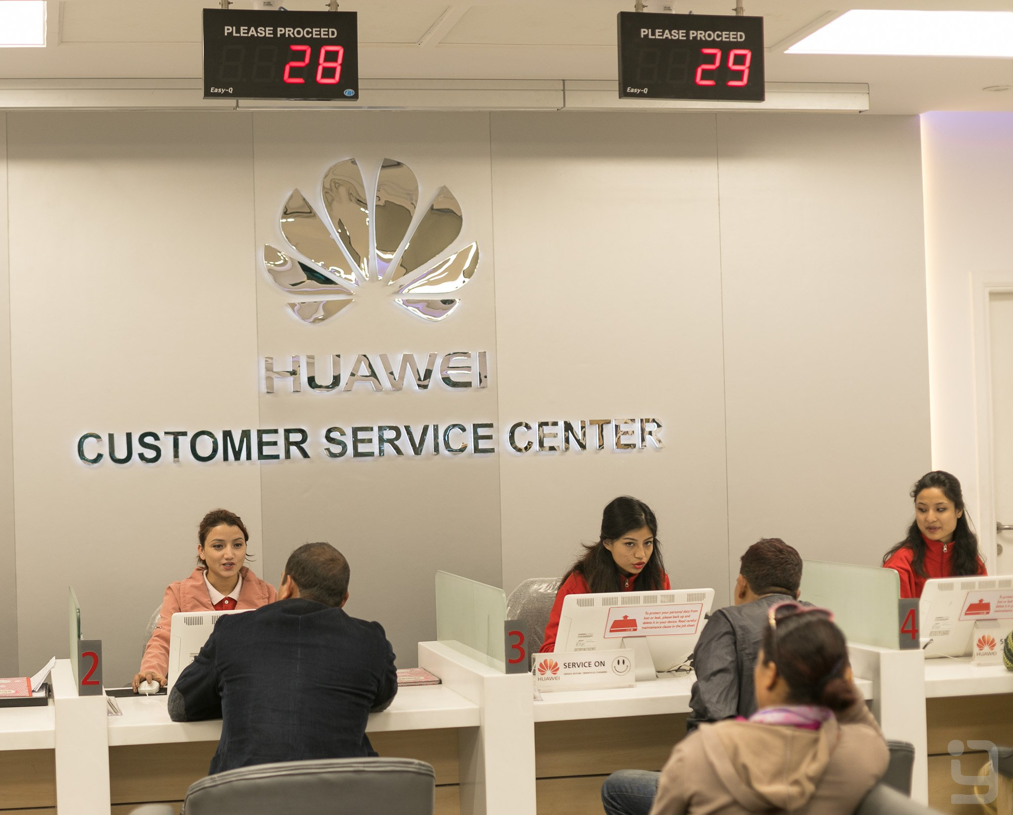 Huawei Authorized Service Center & Showrooms in Nepal