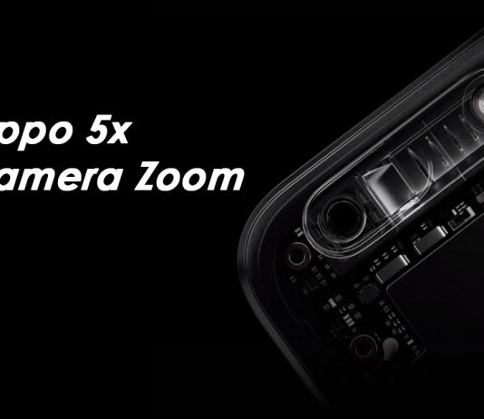 Oppo 5x zoom