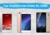 top best smartphones under Rs. 15,000 in Nepal