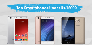 top best smartphones under 15000 in Nepal