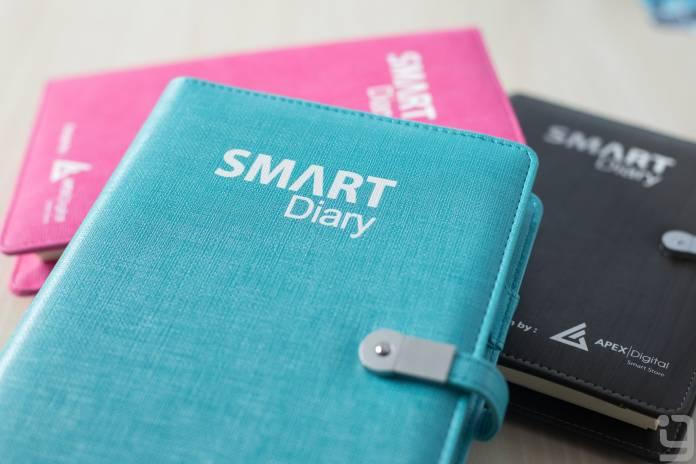 Smart Diary by apex digital