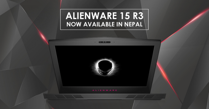 dell alienware 15R3 Nepal