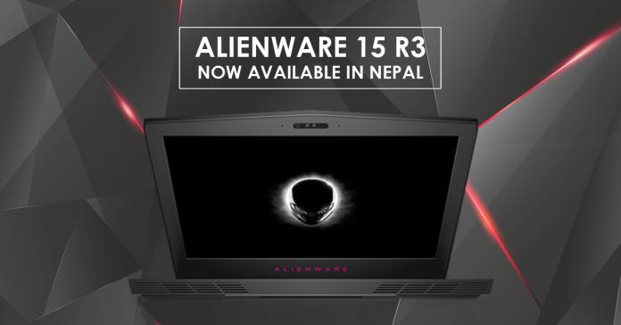 dell alienware 15R3 Nepal