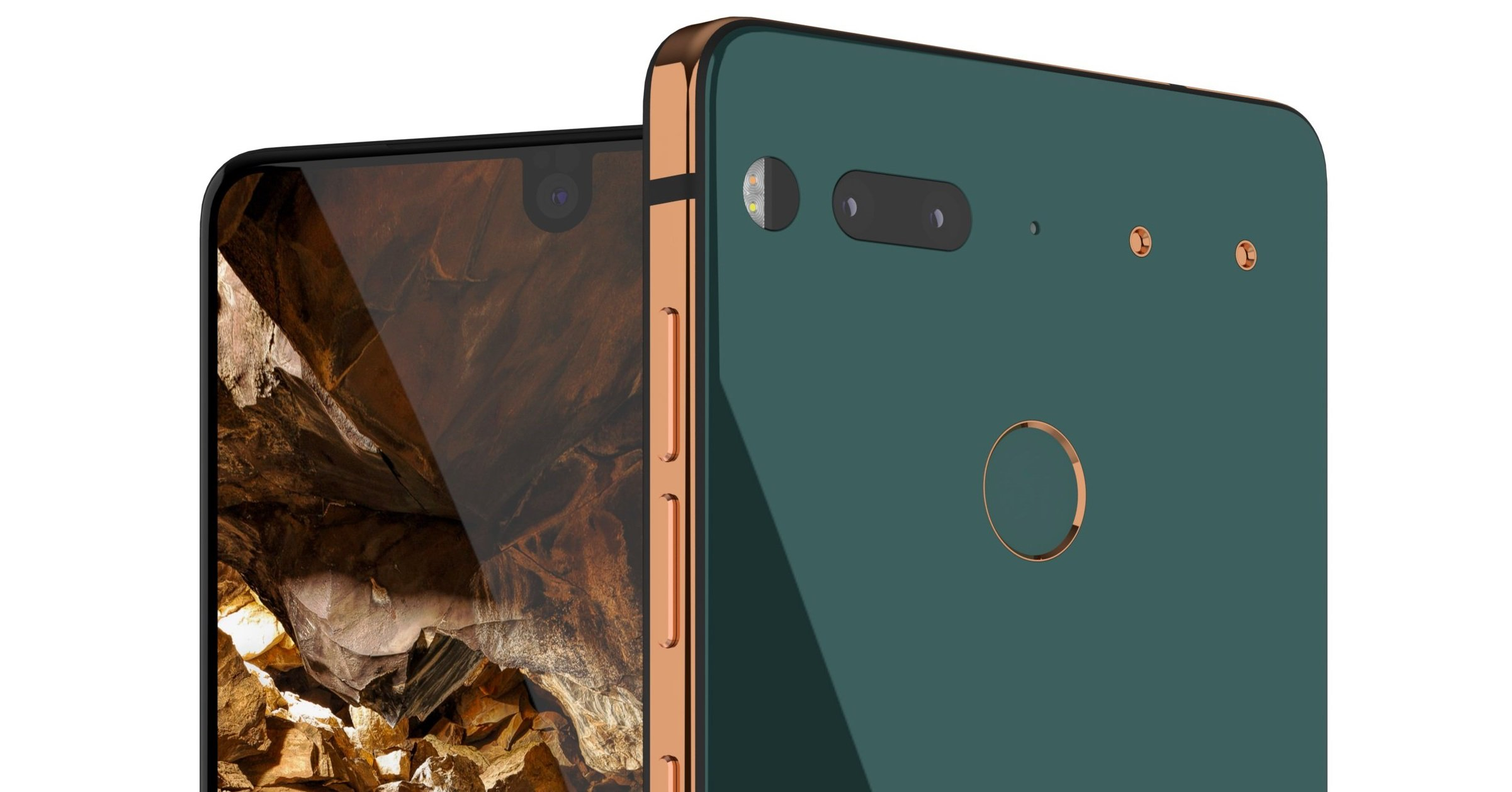 Andy Rubin S Essential Ph 1 Phone The New Iphone And