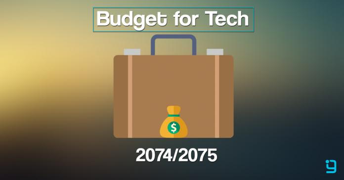 budget 2074/2075