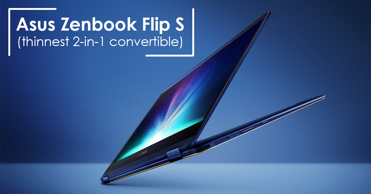 Image result for ASUS ZenBook Flip S