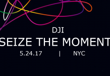 DJI event 2017