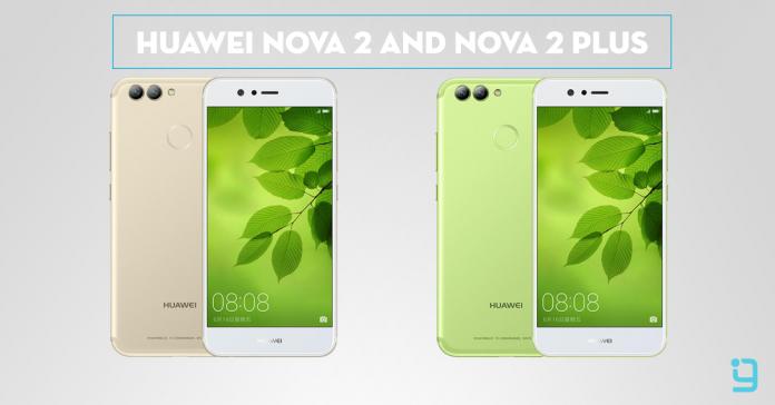 Huawei Nova 2 Price and Specs