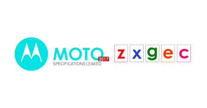 Motorola phones 2017