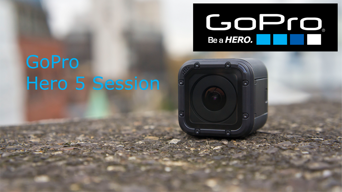 Go Pro Hero 5 Session Now Available In Nepal