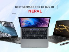 best ultrabooks in nepal