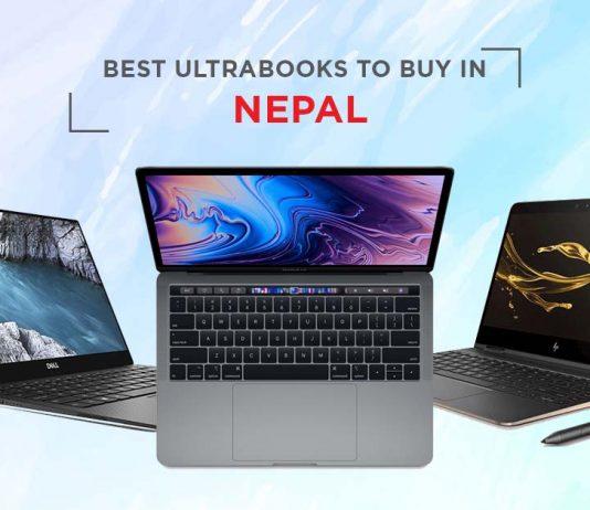 best ultrabooks in nepal
