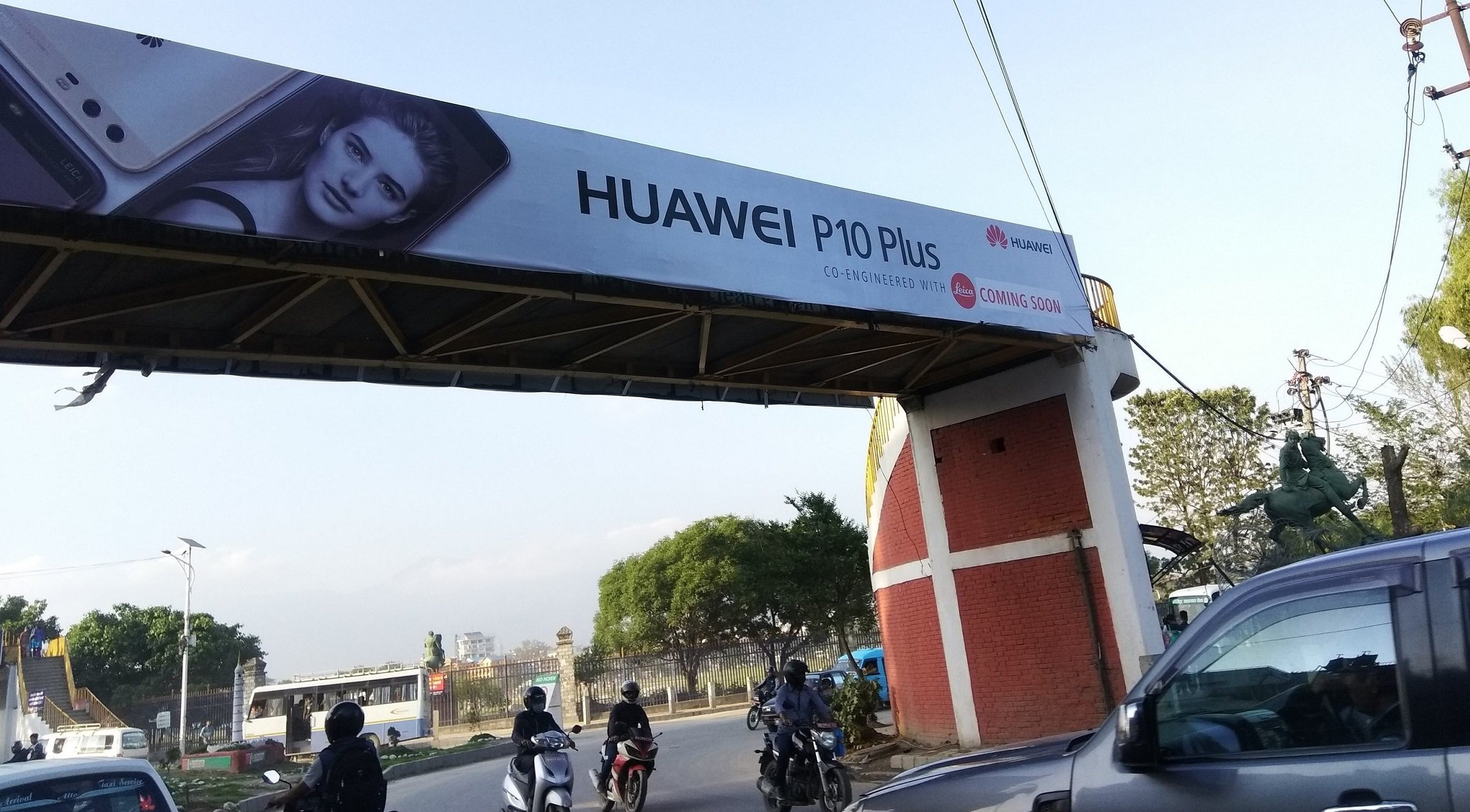 huawei p10 plus in Nepal