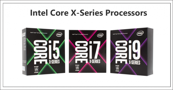 Intel Core X processors - Gadgetbyte Nepal