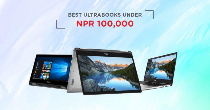 ultrabooks under 100k