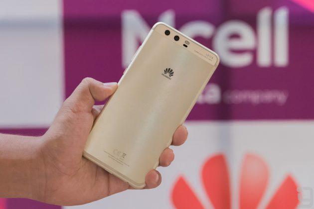 Huawei P10 Plus Back
