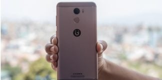 Gionee A1 Lite photo