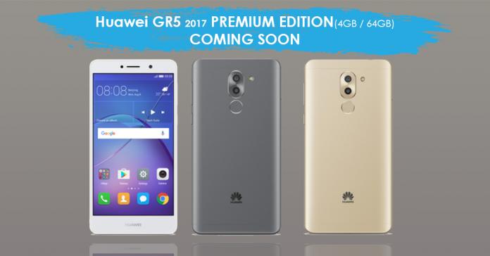 Huawei GR5 2017 4GB in Nepal