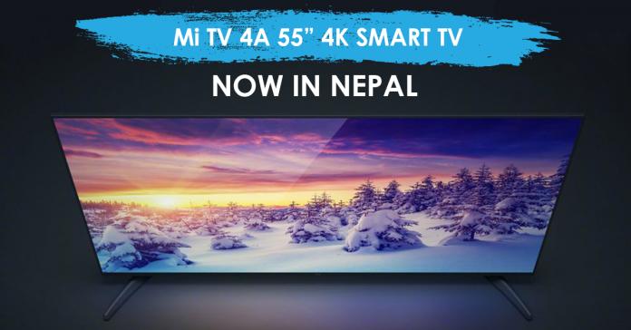 Mi TV 4a 55inch