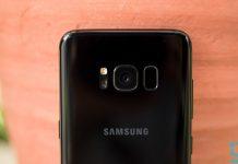 Samsung Galaxy S8 hardware
