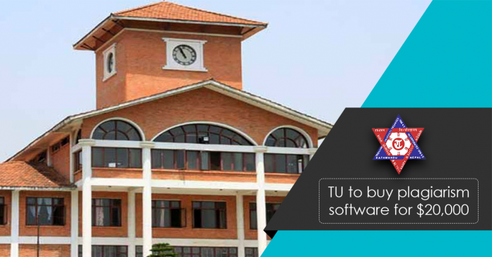 tribhuvan university plagiarism software