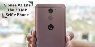 Gionee A1 Lite review in nepal
