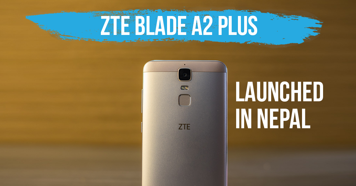 reported the zte blade a2 plus price in nepal secondary screen