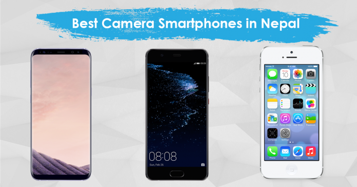 best camera smartphones in nepal with price