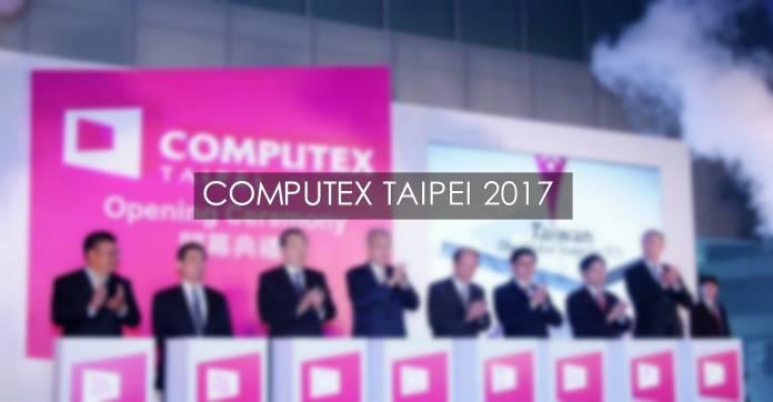 Computex 2017- Gadgetbyte Nepal
