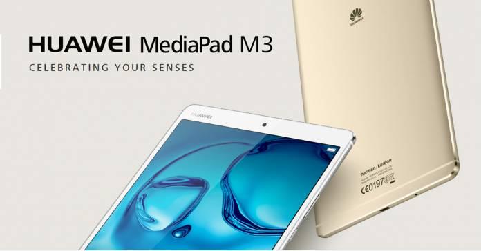 MediaPad M3 Lite 8.0 tablet