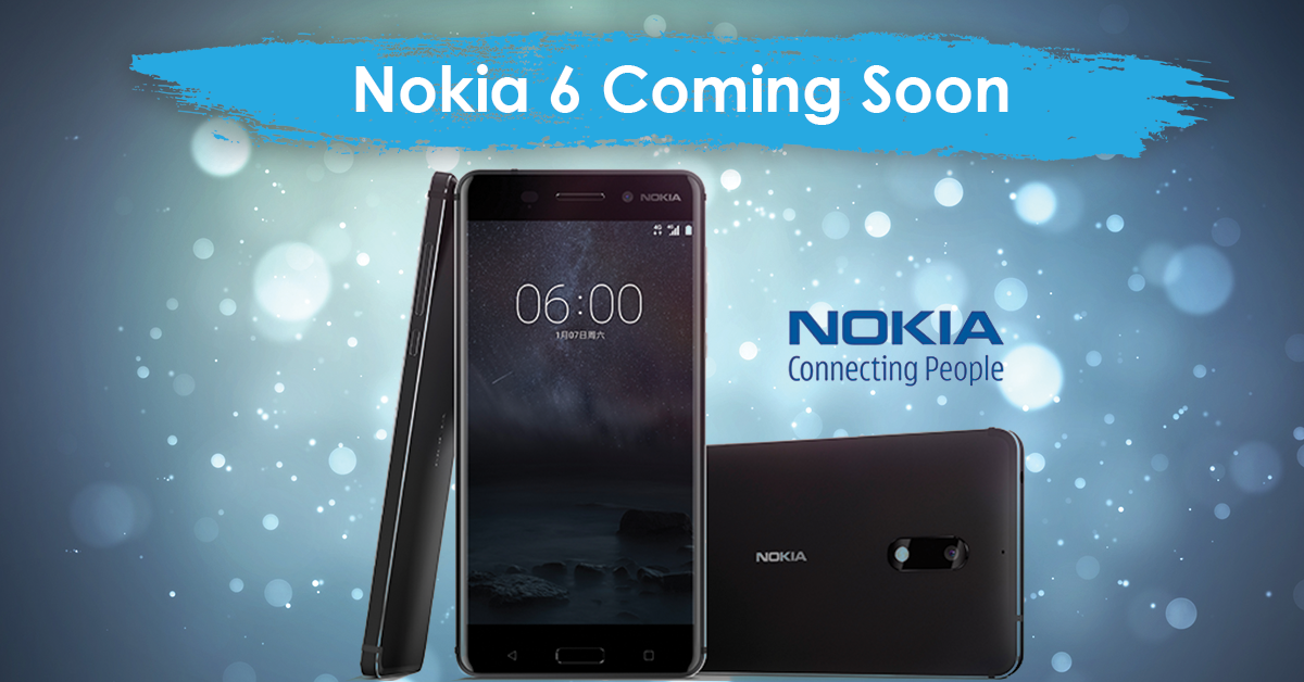 nokia 6 price. one of the awaited phones year, nokia 6 is finally arriving in nepal. phone set to launch august this year. price y