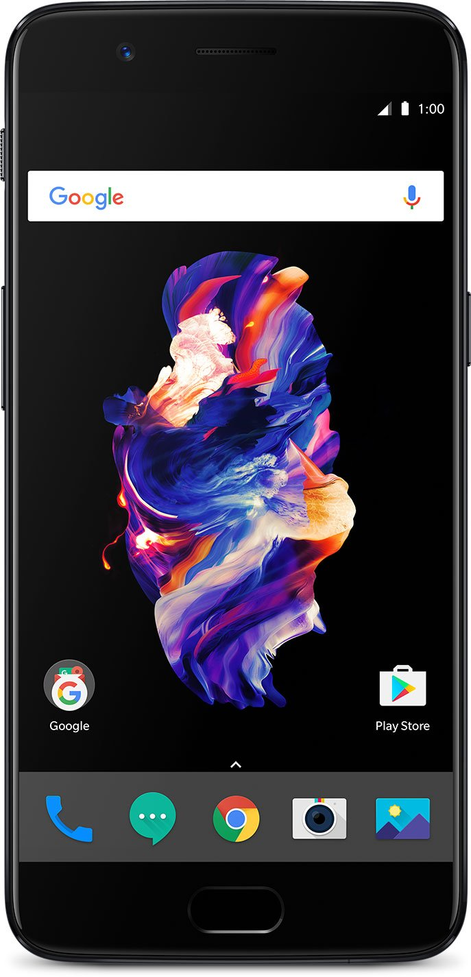 oneplus 5 oxygenOS software