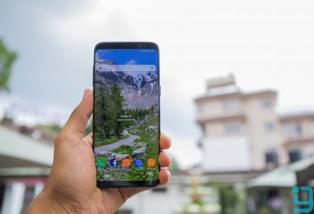galaxy s8 price in nepal
