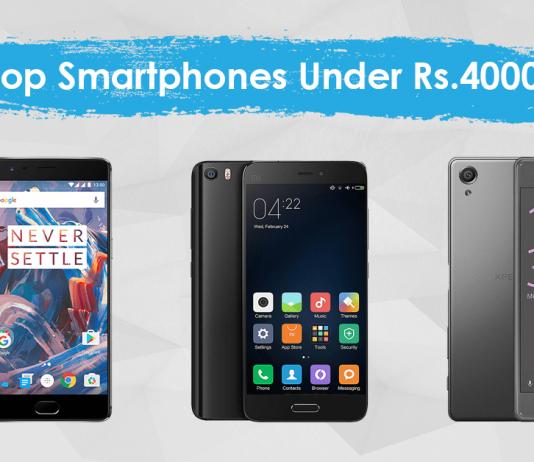 Best top Smartphones Under 40000 in Nepal
